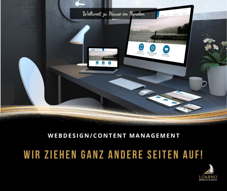 WebDesign und Content Management