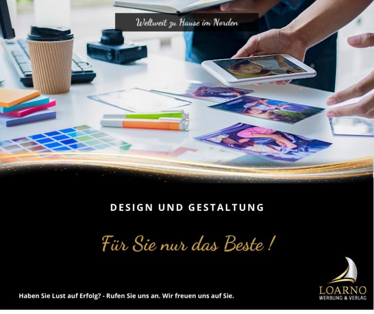 Design und Gestaltung