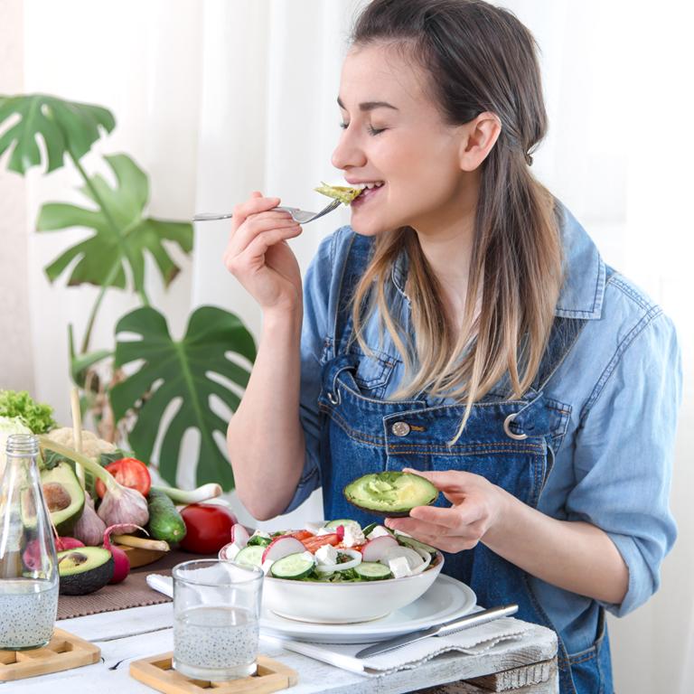 Mein Weg zur intuitiven Ernährung